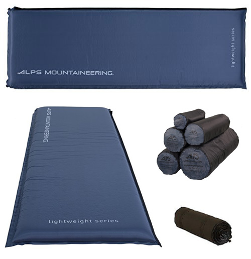 Alps Mountaineering best camping pad