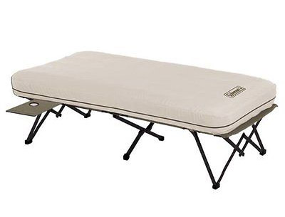 Coleman Queen With Cot Airbed Review 3 Beds