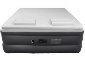 Fox Air Mattress With Topper and Pillows