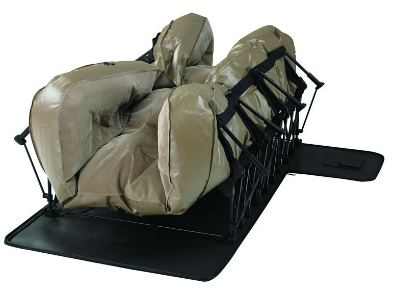 Inflatable Bed With Legs