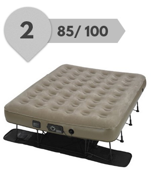 second best inflatable bed_frame