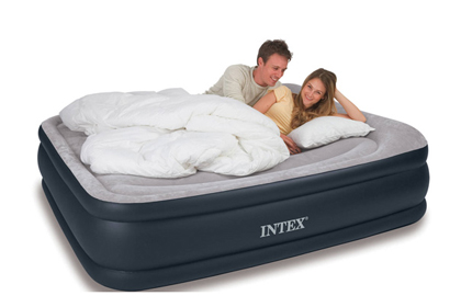the airbed in size queen