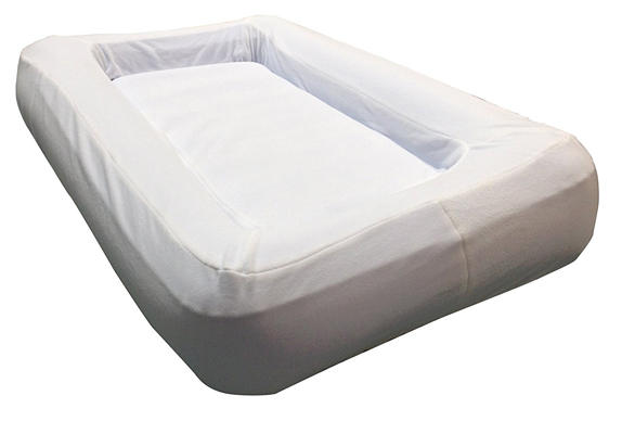 lazynap kids inflatable soft cover