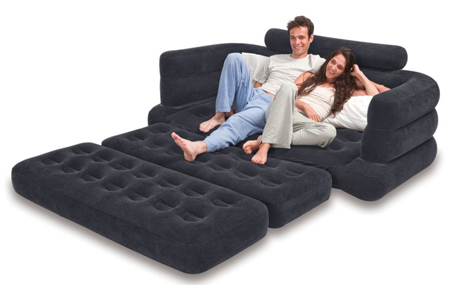 Pull out Sofa intex top rated