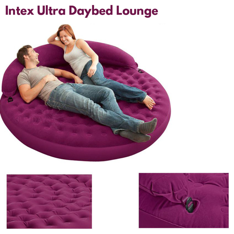 Ultra Daybed Lounge chart