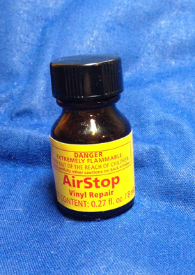 bottle of airstop by coghlan
