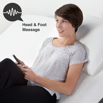 head foot massage