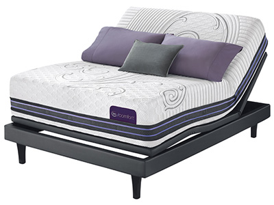 Deluxe Mattresses Sydney With Tufted Leather Bed Frames