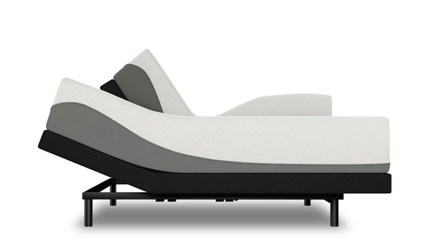 side view luxury inflatable bed1