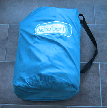 Bag of the Aerobed Double-high