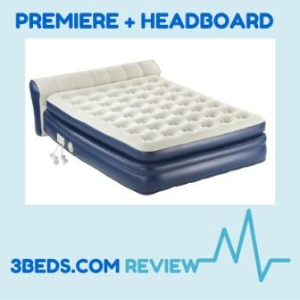 The headboard version of the aerobed premier