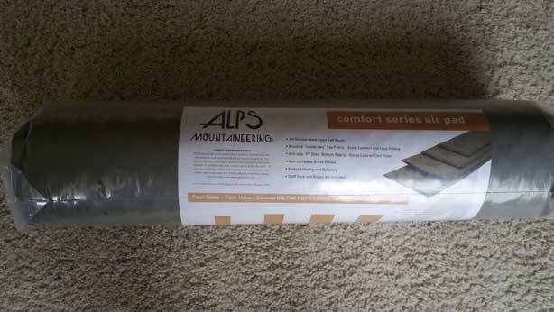 unpacked alps comfort