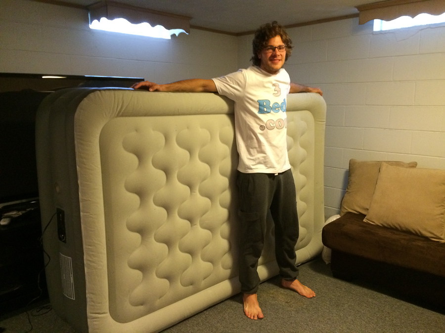 Most Durable, Reliable & Heavy duty Airbeds   TOP 3 of 18 Tested