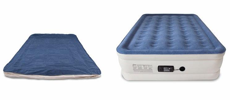 guest_ airbed sound asleep dream series