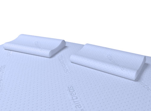 foam topper of the fox airbed