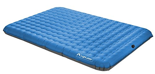lightspeed outdoors tpu 2 person lighweight camping air pad