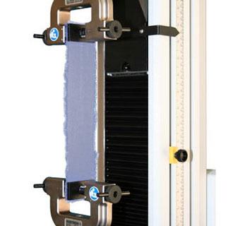 tensile testing the air mattress material
