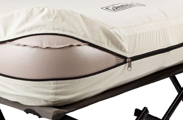 coleman air mattress 1