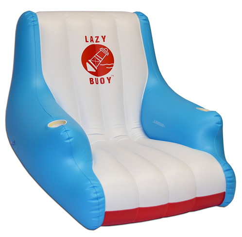 lazy buoy pool float
