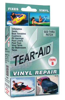 tearaid vinyl patch box