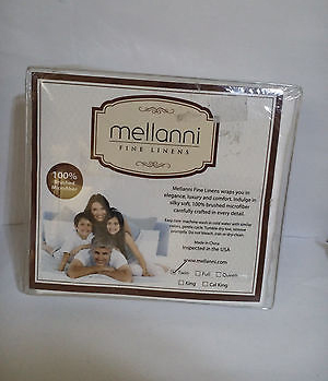 Double Brushed Microfiber Mellanni Sheets