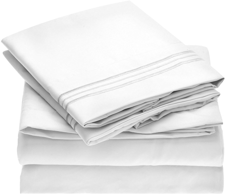 mellanni microfiber white king