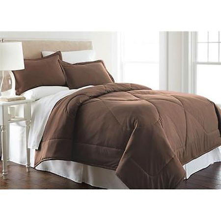 micro flannel sheets shavel chocolate