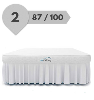 air mattress choice king with foam